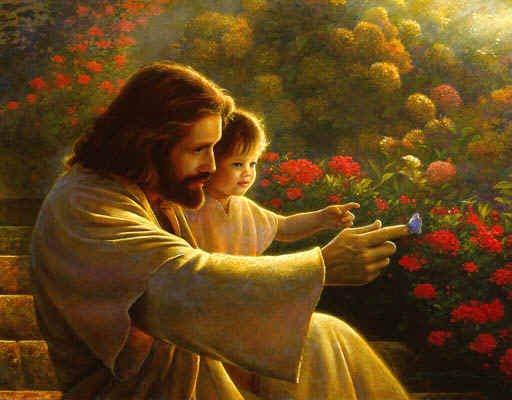 Kasih Yesus : kasih sejati